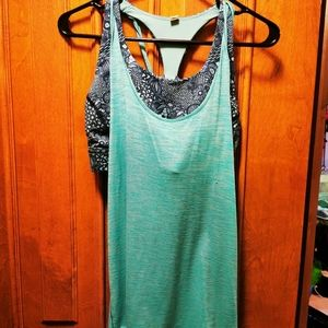 Lululemon Twist and Toil Tank